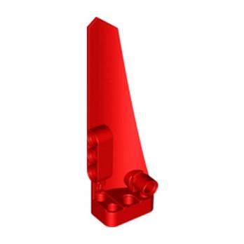 LEGO 4541926 -  Technic LEFT PANEL 3X11 - Rouge