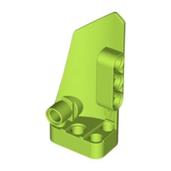 LEGO 6004097 -  Technic RIGHT PANEL 3X7  - Vert Clair