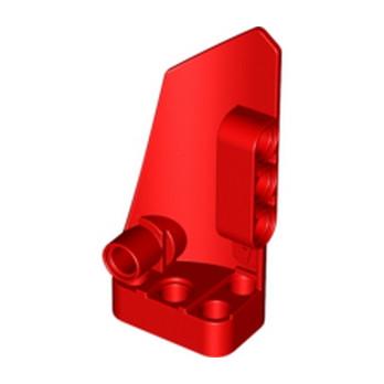 LEGO 4540798 TECHNIC RIGHT PANEL 3X7 - ROUGE