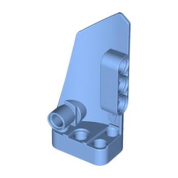 LEGO 6057454 TECHNIC RIGHT PANEL 3X7  - MEDIUM BLUE