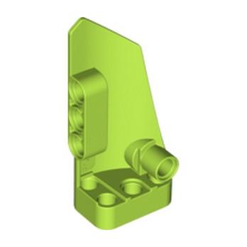 LEGO 6004093 -  Technic LEFT PANEL 3X7  - Vert Clair