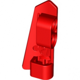 LEGO 6022750 -  RIGHT PANEL 2X5 (N0 21)  - Rouge