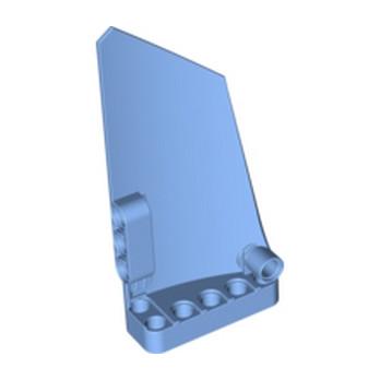 LEGO 6057470 LEFT PANEL 5X11  - MEDIUM BLUE