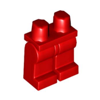 LEGO 4582576 JAMBE - ROUGE