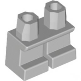 LEGO 4520155 PETITE JAMBE - MEDIUM STONE GREY