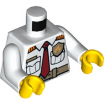 Lego® 6021860 - Torse  - Pompier