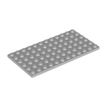 LEGO 4211400 PLATE 6X12 - Medium Stone Grey