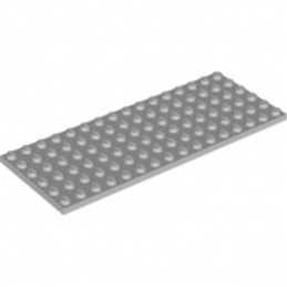 LEGO 4211733	PLATE 6X16 - Medium Stone Grey