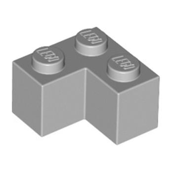 LEGO 4211349 BRICK CORNER 1X2X2 - Medium Stone Grey