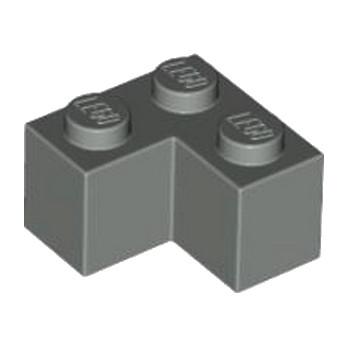 LEGO 4211109 BRICK CORNER 1X2X2 - Dark Stone Grey
