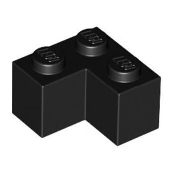 LEGO 235726 BRIQUE D'ANGLE 1X2X2 - NOIR