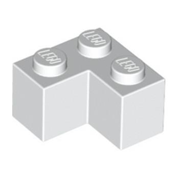LEGO 235701 BRICK CORNER 1X2X2 - Blanc