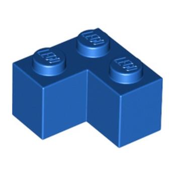 LEGO 235723 BRIQUE D'ANGLE 1X2X2 - BLEU