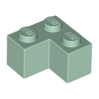 LEGO 4155044 BRICK CORNER 1X2X2 - Sand Green