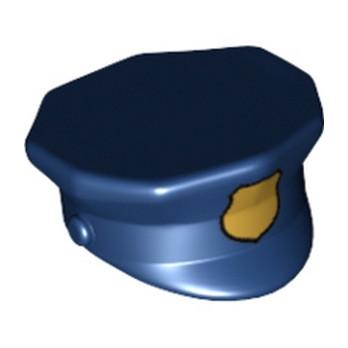 LEGO 6055889 CHAPEAU / CASQUETTE POLICIER