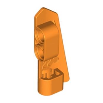 LEGO 6022768 -  LEFT PANEL 2X5 (NR 22)   - Orange