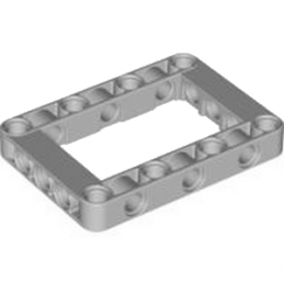 LEGO 4539880 BEAM FRAME 5X7 Ø 4.85 - MEDIUM STONE GREY