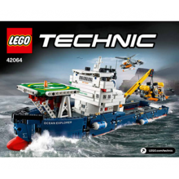 Notice / Instruction Lego TECHNIC - 42064