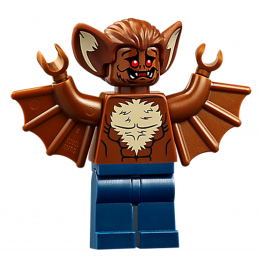 Mini Figurine Lego® The Batman Movie - Man-Bat