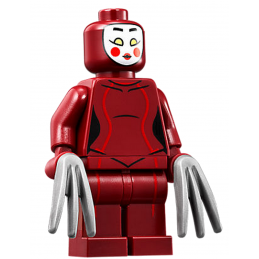 Mini Figurine Lego® The Batman Movie - KABUKI TWIN