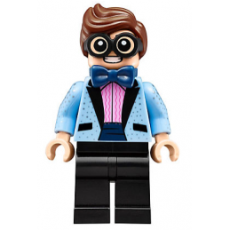 Mini Figurine Lego® The Batman Movie - Dick Grayson