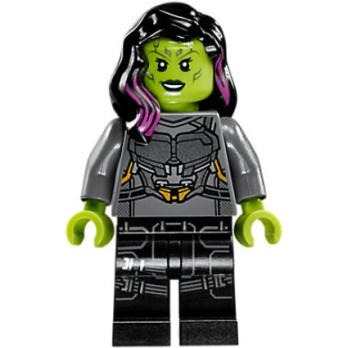 Mini Figurine Lego® Gardien la Galaxie 2 - Gamora