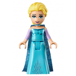 Mini Figurine Lego® Disney - Frozen - Elsa