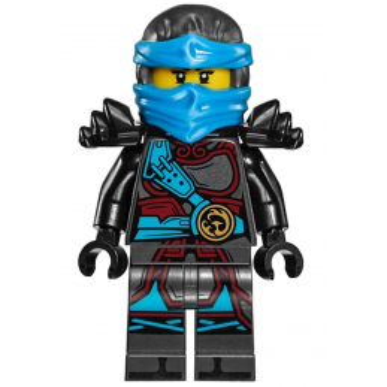 Mini Figurine Lego® Ninjago - Nya