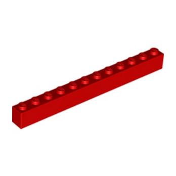 LEGO 611221 BRIQUE 1X12 - ROUGE