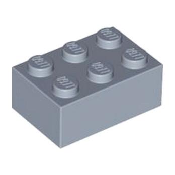 LEGO 4170245 BRIQUE 2X3 - SAND BLUE