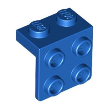 LEGO 4185711ANGLE PLATE 1X2 / 2X2 - Bright Blue