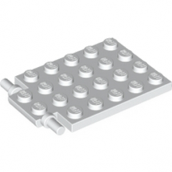 LEGO 4599044 TRAPPE 4X5 - BLANC