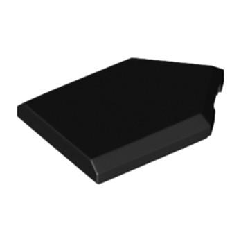LEGO 6128992  FLAT TILE2X3 W/ANGLE  - NOIR lego-6245251-flat-tile2x3-wangle-noir ici :