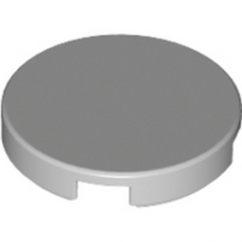 LEGO 4211480 PLAT LISSE 2X2 ROND - MEDIUM STONE GREY lego-6052200-plat-lisse-2x2-rond-medium-stone-grey ici :