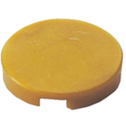 LEGO 4579099 Plate Lisse 2X2, Rond - Warm Gold
