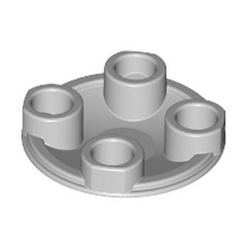 LEGO 4211372 ROND LISSE 2X2 INV - Medium Stone Grey