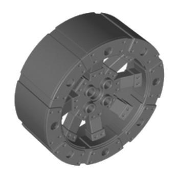 LEGO 6034887 ROUE Ø56x22 - DARK STONE GREY lego-6034887-roue-o56x22-dark-stone-grey ici :