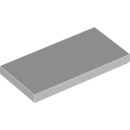 LEGO 4560183  PLATE LISSE  2X4 - MEDIUM STONE GREY lego-4560183-plate-lisse-2x4-medium-stone-grey ici :