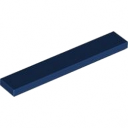 LEGO 4252437 PLATE LISSE 1X6 - Earth Blue
