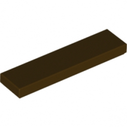 LEGO 4536989 PLATE LISSE 1X4 - Dark Brown