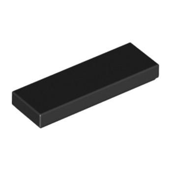LEGO 4558170 FLAT TILE 1X3 - BLACK