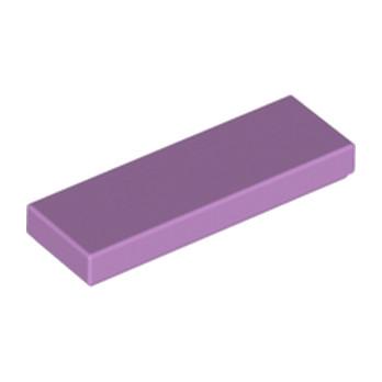 LEGO 6097302 PLATE LISSE 1X3 - MEDIUM LAVENDER