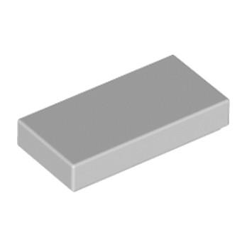 LEGO 4211414 FLAT TILE 1X2 - MEDIUM STONE GREY