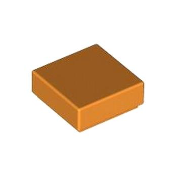 LEGO 4277770  PLATE LISSE 1X1 - Orange lego-4558595-plate-lisse-1x1-orange ici :