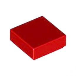LEGO 307021 PLATE LISSE 1X1 - ROUGE