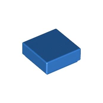 LEGO 307023 PLATE LISSE 1X1 - BLEU