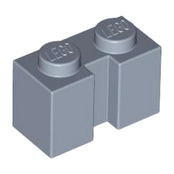 LEGO 4620991 BRIQUE 1X2 W - SAND BLUE