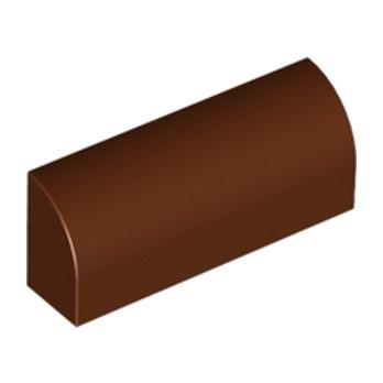 LEGO 6035561 - BRIQUE 1X4X1 1/3 - Reddish Brown