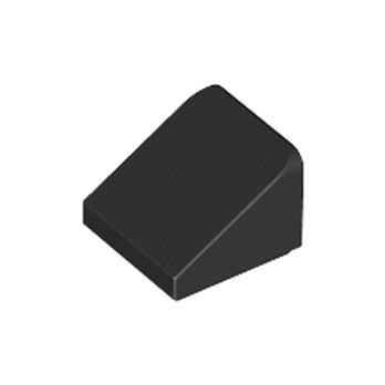 LEGO 4263949  Tuile 1X1X2/3 - Noir