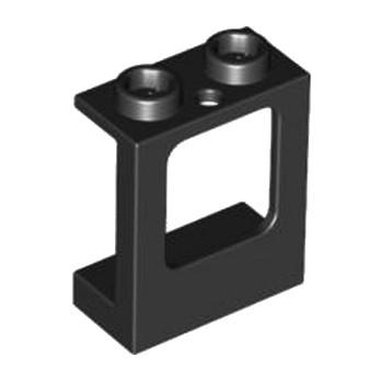 LEGO 4539128 FENETRE 1X2X2  - NOIR lego-4539128-fenetre-1x2x2-noir ici :